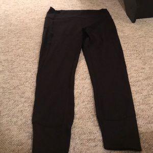 Lululemon wonder under high waist 7/8 pants
